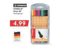 09900486 Stabilo Point Fineliner