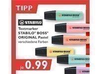09909496 Stabilo Boss Textmarker