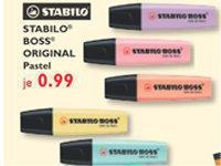 09909496 Stabilo Textmarker sort.